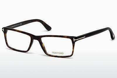 Brille Tom Ford FT5408 052 - Braun, Havanna