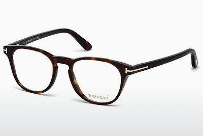 Brille Tom Ford FT5410 052 - Braun, Havanna