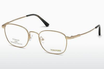 Brille Tom Ford FT5417 028 - Gold