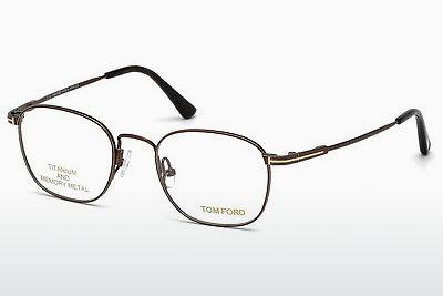 Brille Tom Ford FT5417 048 - Braun