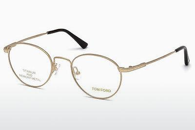 Brille Tom Ford FT5418 029 - Gold
