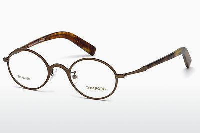 Brille Tom Ford FT5419 038 - Braun