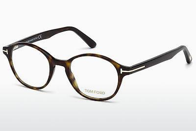 Brille Tom Ford FT5428 052 - Braun, Dark, Havana