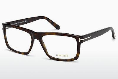 Brille Tom Ford FT5434 052 - Braun, Dark, Havana