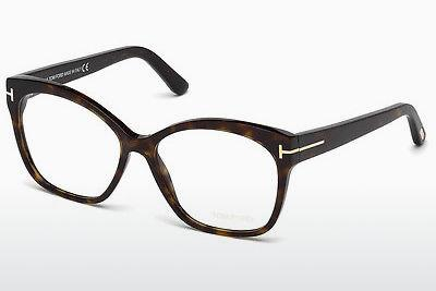 Brille Tom Ford FT5435 052 - Braun, Dark, Havana
