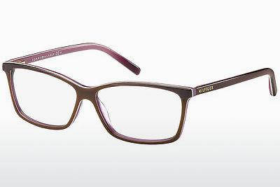 Brille Tommy Hilfiger TH 1123 4T2 - Braun