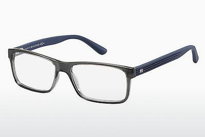 Brille Tommy Hilfiger TH 1278 FB3 - Grau, Blau