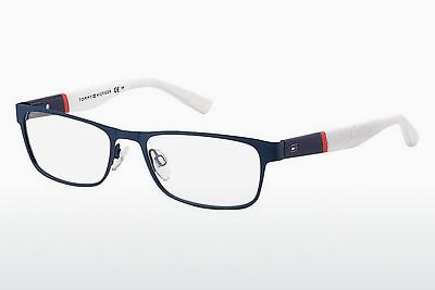 Brille Tommy Hilfiger TH 1284 FO4 - Blau