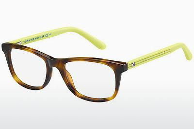 Brille Tommy Hilfiger TH 1338 H85 - Braun, Havanna