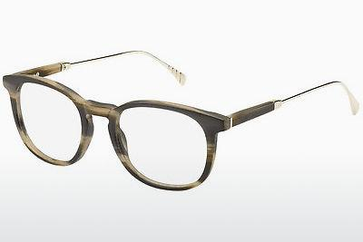 Brille Tommy Hilfiger TH 1384 QET - Gelb, Horn