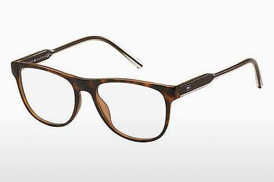 Brille Tommy Hilfiger TH 1441 D61 - Braun, Havanna