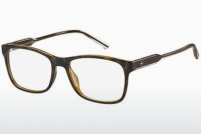 Brille Tommy Hilfiger TH 1444 EIJ - Braun, Havanna