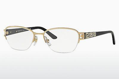 Brille Versace VE1215B 1002 - Gold