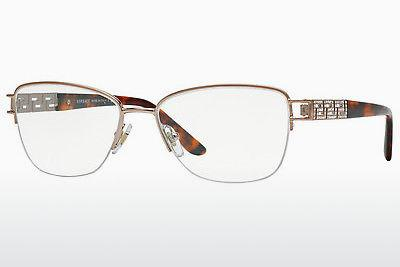 Brille Versace VE1220B 1052 - Braun, Copper