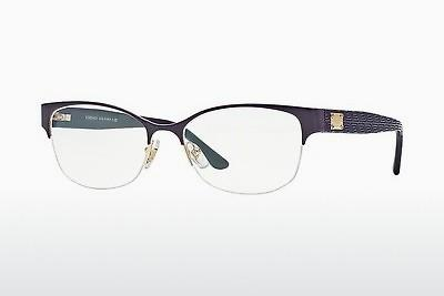 Brille Versace VE1222 1345 - Gold