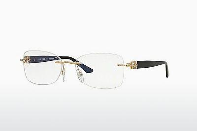 Brille Versace VE1225B 1002 - Gold