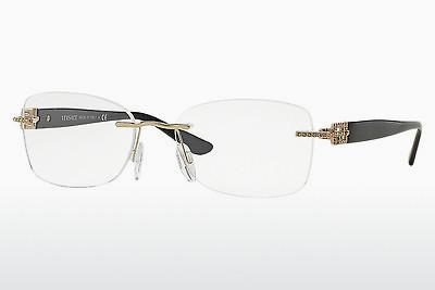 Brille Versace VE1225B 1252 - Gold