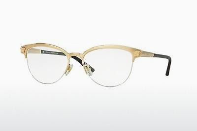 Brille Versace VE1235 1352 - Gold