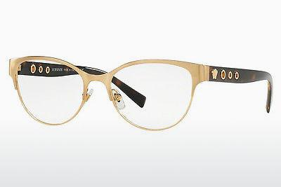 Brille Versace VE1237 1352 - Gold