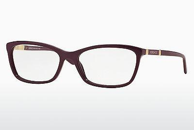 Brille Versace VE3186 5066 - Purpur, Eggplant