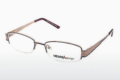 Brille Vienna Design UN440 02 - Purpur