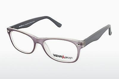 Brille Vienna Design UN500 14 - Purpur