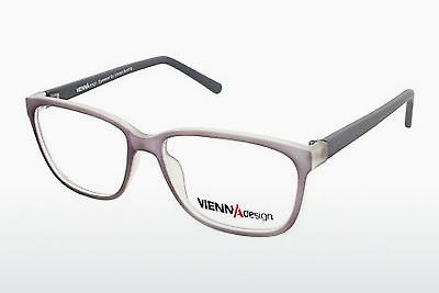 Brille Vienna Design UN528 14 - Purpur