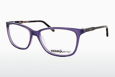Brille Vienna Design UN550 02 - Purpur