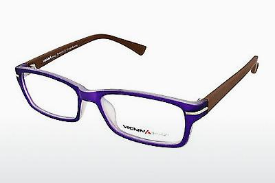 Brille Vienna Design UN557 05 - Purpur