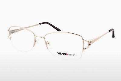Brille Vienna Design UN580 01 - Gold
