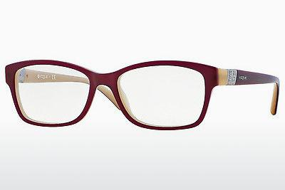 Brille Vogue VO2765B 1984 - Purpur, Sand