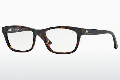 Brille Vogue VO2767 W656 - Braun, Havanna