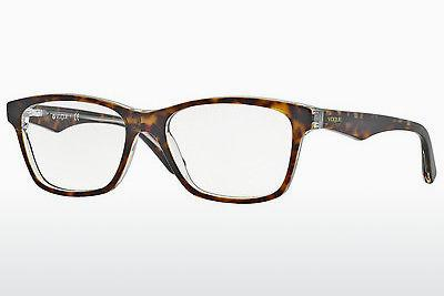 Brille Vogue VO2787 1916 - Braun, Havanna, Transparent