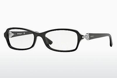 Brille Vogue VO2789B W44 - Schwarz