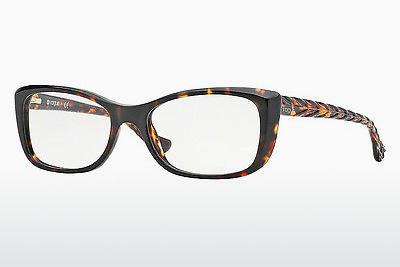 Brille Vogue VO2864 W656 - Braun, Havanna