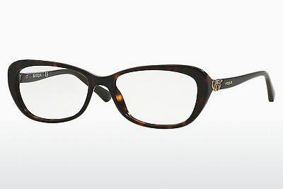 Brille Vogue VO2909 W656 - Braun, Havanna