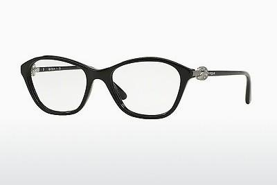 Brille Vogue VO2910B W44 - Schwarz