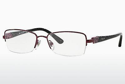 Brille Vogue VO3813B 812 - Rot