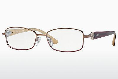 Brille Vogue VO3845B 896 - Braun