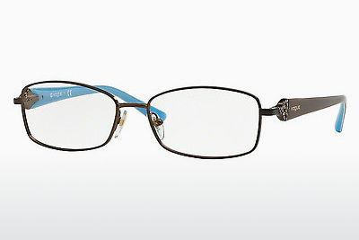 Brille Vogue VO3845B 934S - Braun