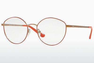 Brille Vogue VO4025 5022 - Rot, Rosa, Gold