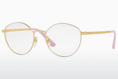 Brille Vogue VO4025 5024 - Rosa, Gold, Gelb