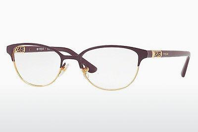 Brille Vogue VO4066 5060 - Purpur, Gold
