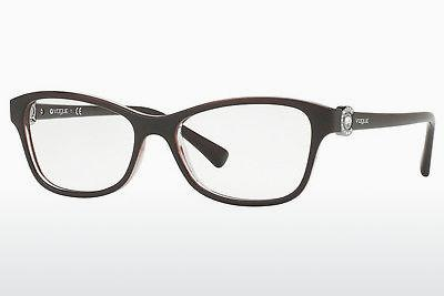 Brille Vogue VO5002B 2485 - Purpur, Transparent