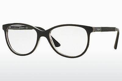 Brille Vogue VO5030 W827 - Schwarz, Transparent