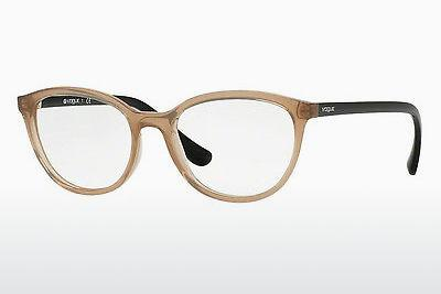 Brille Vogue VO5037 2490 - Transparent, Braun