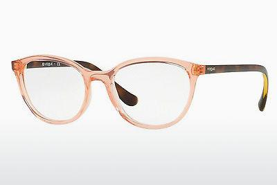 Brille Vogue VO5037 2491 - Transparent, Rot