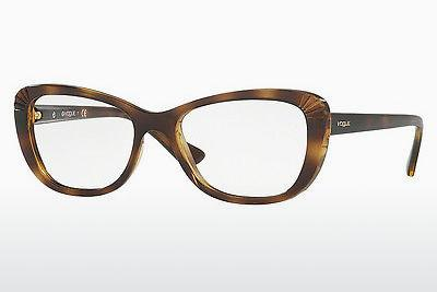 Brille Vogue VO5049 W656 - Braun, Havanna