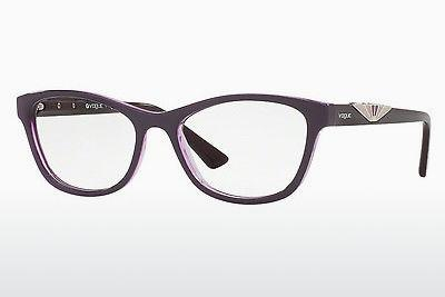 Brille Vogue VO5056 2409 - Purpur, Transparent
