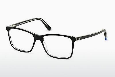 Brille Web Eyewear WE5172 003 - Schwarz, Transparent